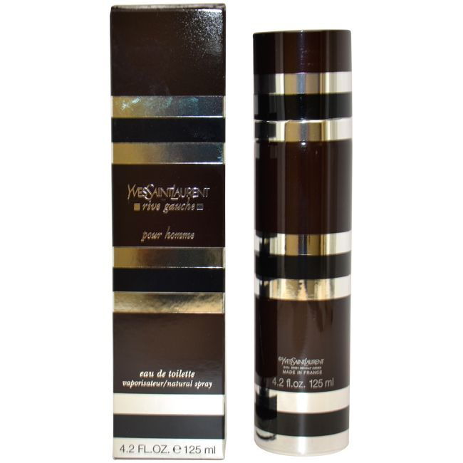 Rive Gauche by Yves Saint Laurent for Men - 4.2 oz EDT Spray