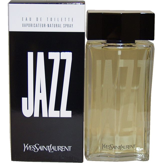 Jazz by Yves Saint Laurent for Men - 3.3 oz EDT Spray