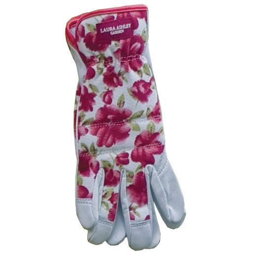 Laura Ashley Garden Classic Glove - Cressida, Large