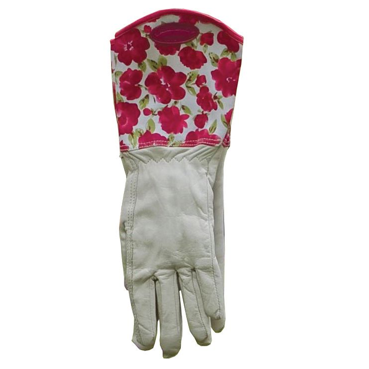 Laura Ashley Garden Gauntlet Glove - Cressida, Medium