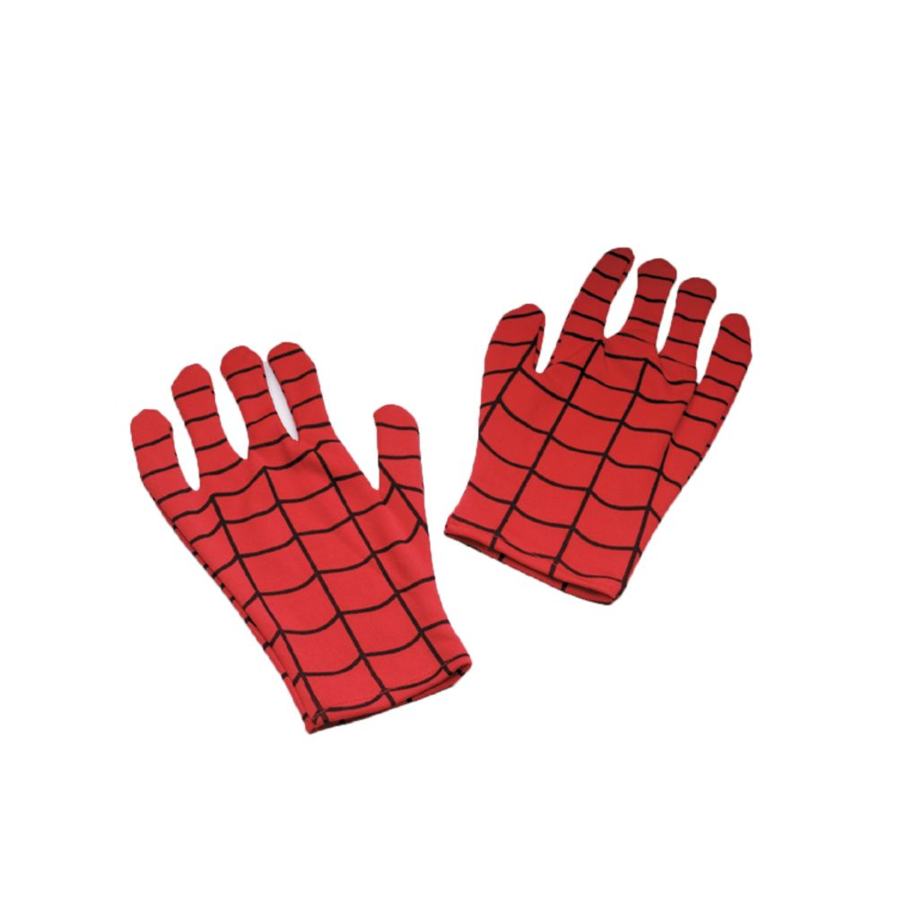Disguise Spiderman Gloves Child Comic Halloween Accessories