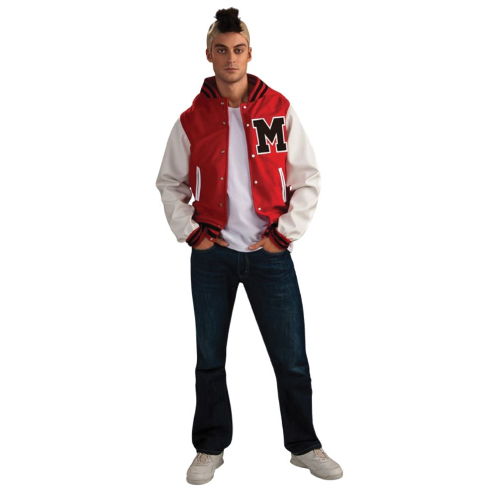 Rubie's Costume Co Glee Football Player (Puck) Std Men Halloween Costume