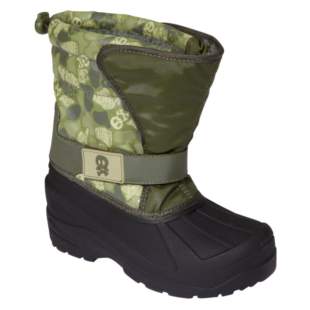 Athletech Youth's Rue Winter Boot - Green