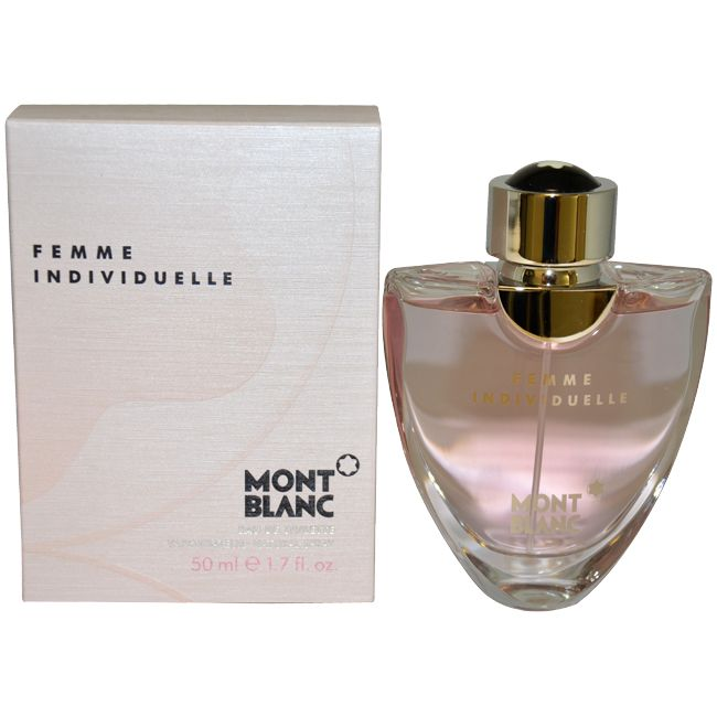 Mont Blanc Individuelle by Montblanc for Women - 1.7 oz EDT Spray