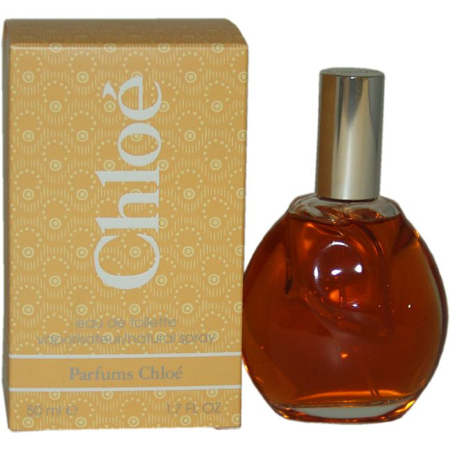 Chloe by Karl Lagerfeld for Women - 1.7 oz EDT Spray