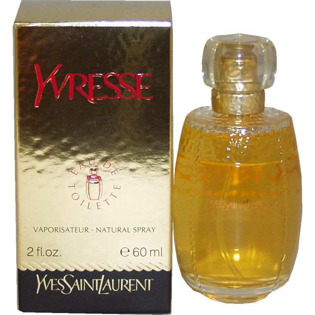 Yvresse by Yves Saint Laurent for Women - 2 oz EDT Spray