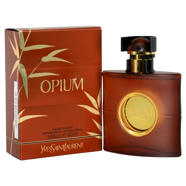 Opium by Yves Saint Laurent for Women - 1.6 oz EDT Spray