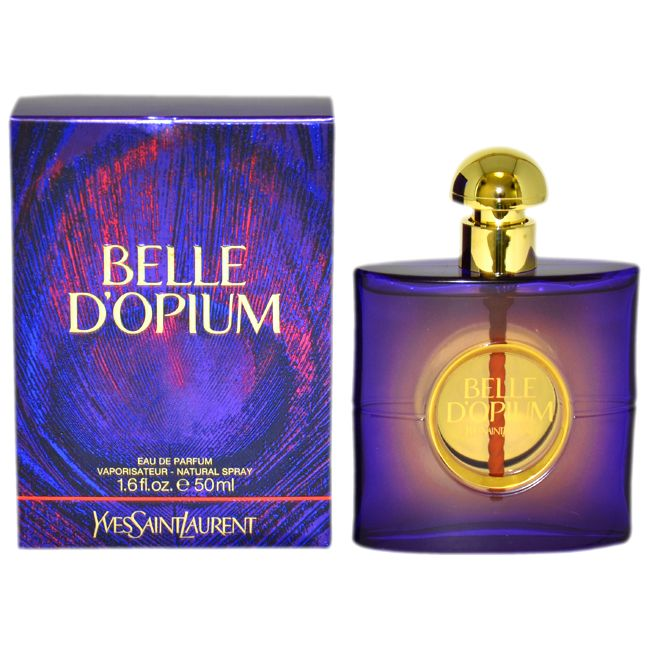 Belle D'Opium by Yves Saint Laurent for Women - 1.6 oz EDP Spray