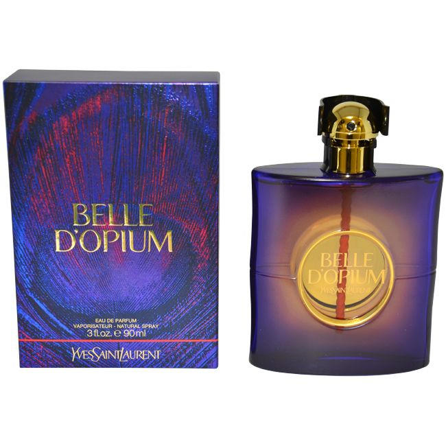 Belle D'Opium by Yves Saint Laurent for Women - 3 oz EDP Spray