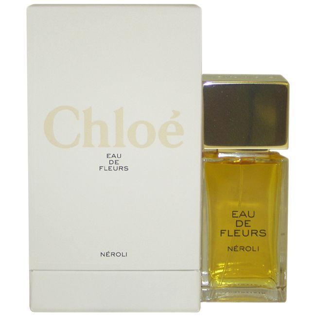 Chloe Eau De Fleurs Neroli by Chloe for Women - 3.4 oz EDT Spray