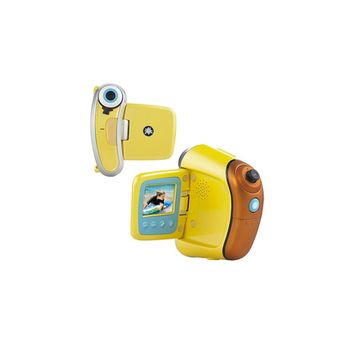 Memorex NCC654-SB Spongebob Digital Camcorder with Video Editing Software