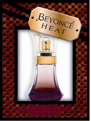 Beyonce Heat .05 oz Value Spray