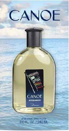 Canoe 8oz After Shave Splash