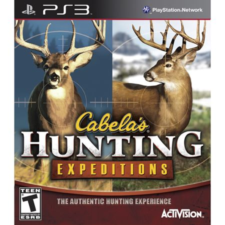 Activision Cabela's Hunting Expedition