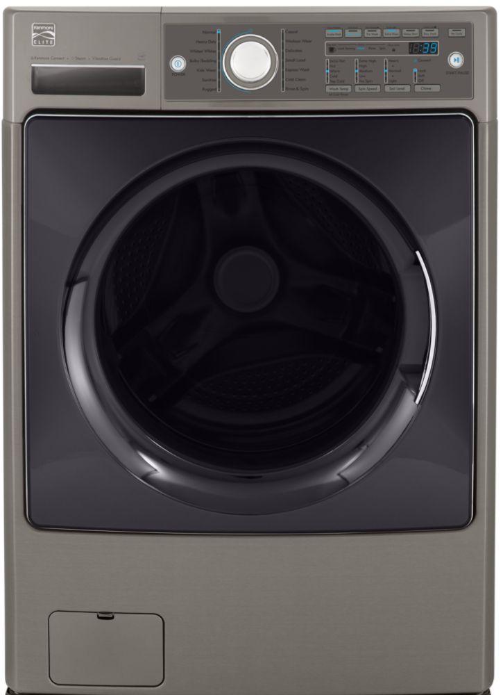 kenmore elite washer manual