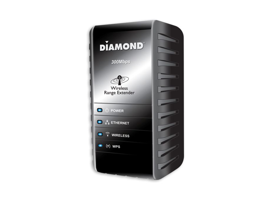 Diamond Wireless Repeater Range Extender Wireless Access Point and Wireless Bridge Device