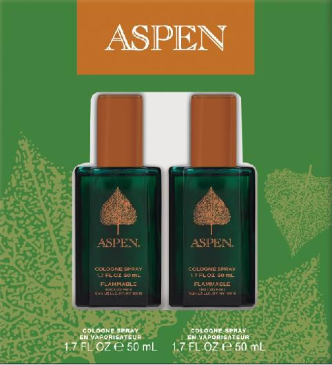 Aspen For Men 2-Piece Set