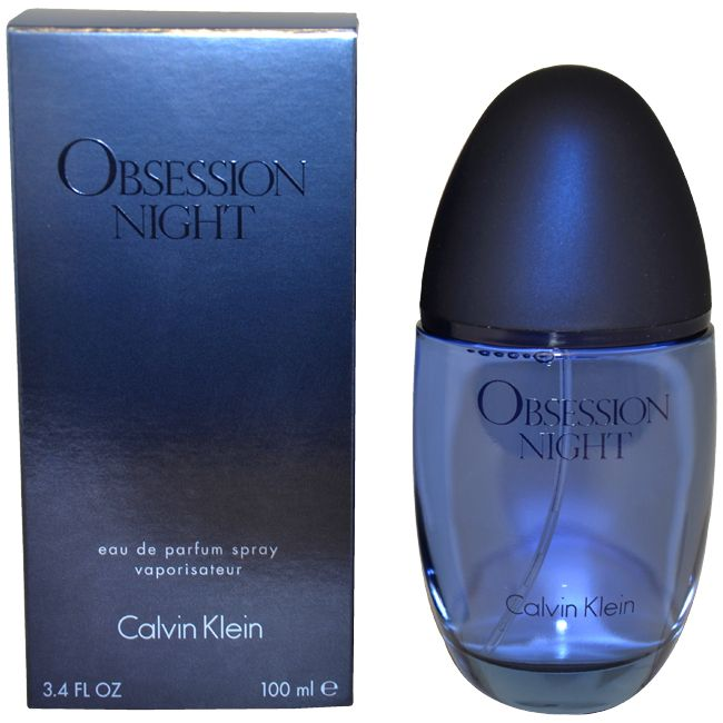 Obsession Night by Calvin Klein for Women - 3.3 oz EDP Spray