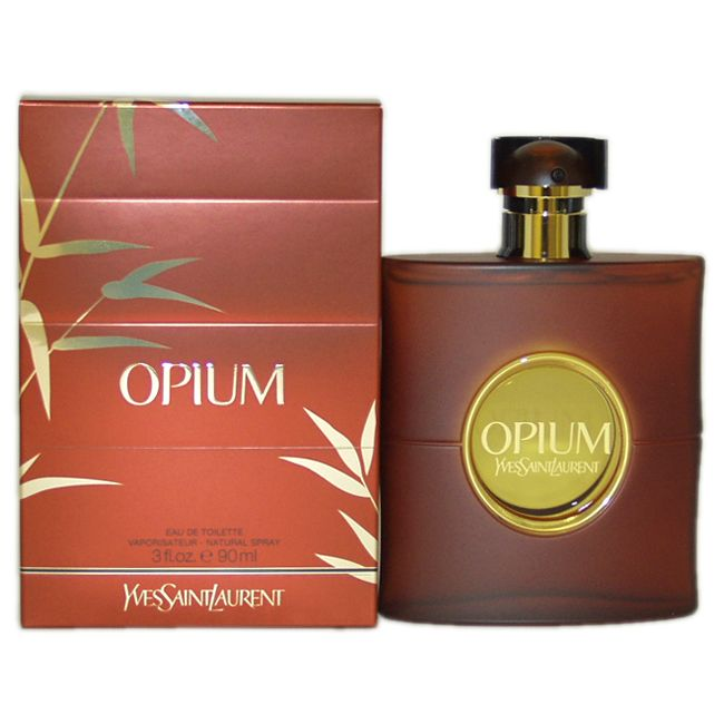 Opium by Yves Saint Laurent for Women - 3 oz EDT Spray