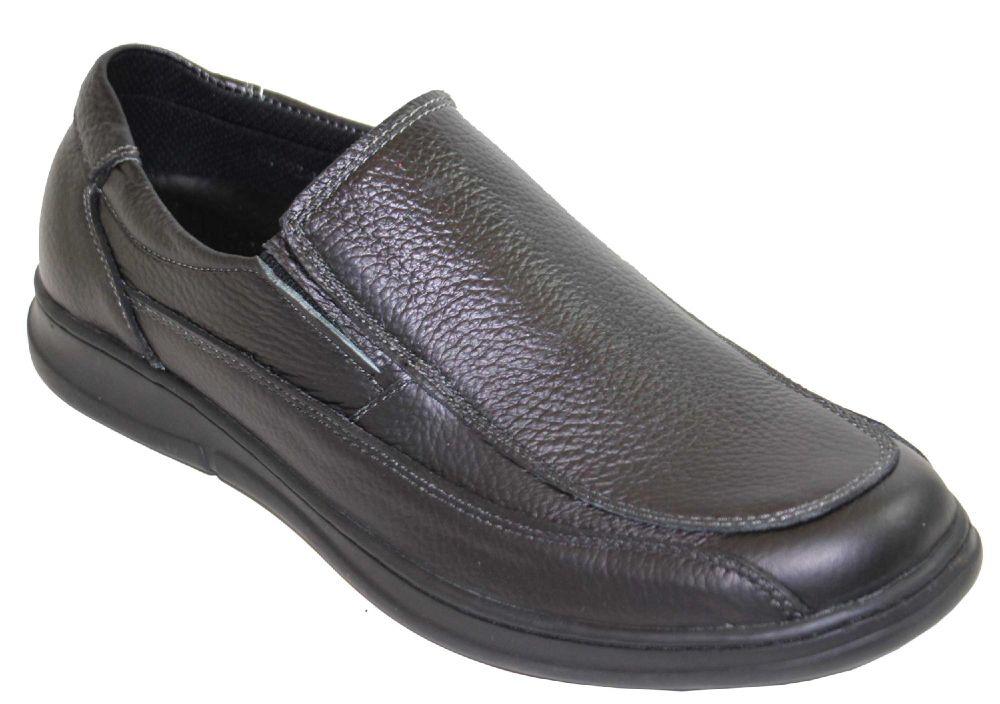 adtec s slip on comfort shoe blackadtec 9493