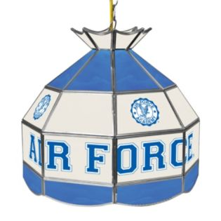Air Force Falcons  16 inch Stained Glass Tiffany Style Lamp