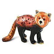 Objet d'art 'The Red Panda' Trinket Box at Kmart.com