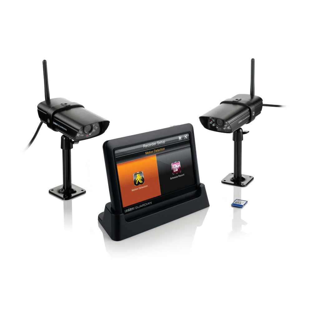 Uniden Guardian™ Wireless Video Surveillance System
