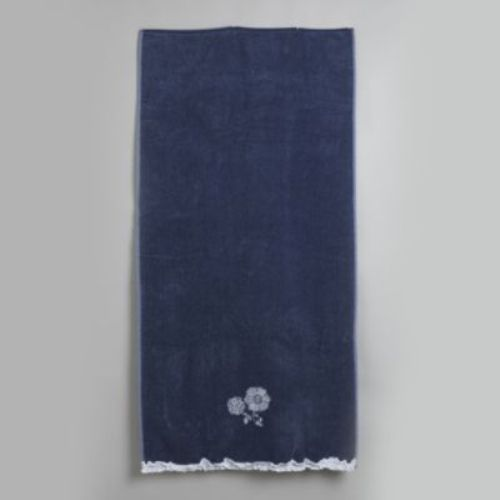 Country Living Porcelain Blossom Bath Towel - Bed & Bath - Shower ...