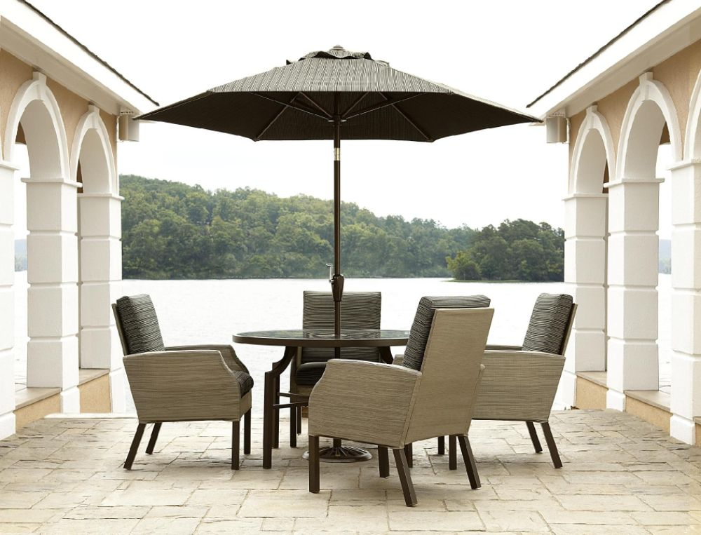 Sadler 5pc Dining Set