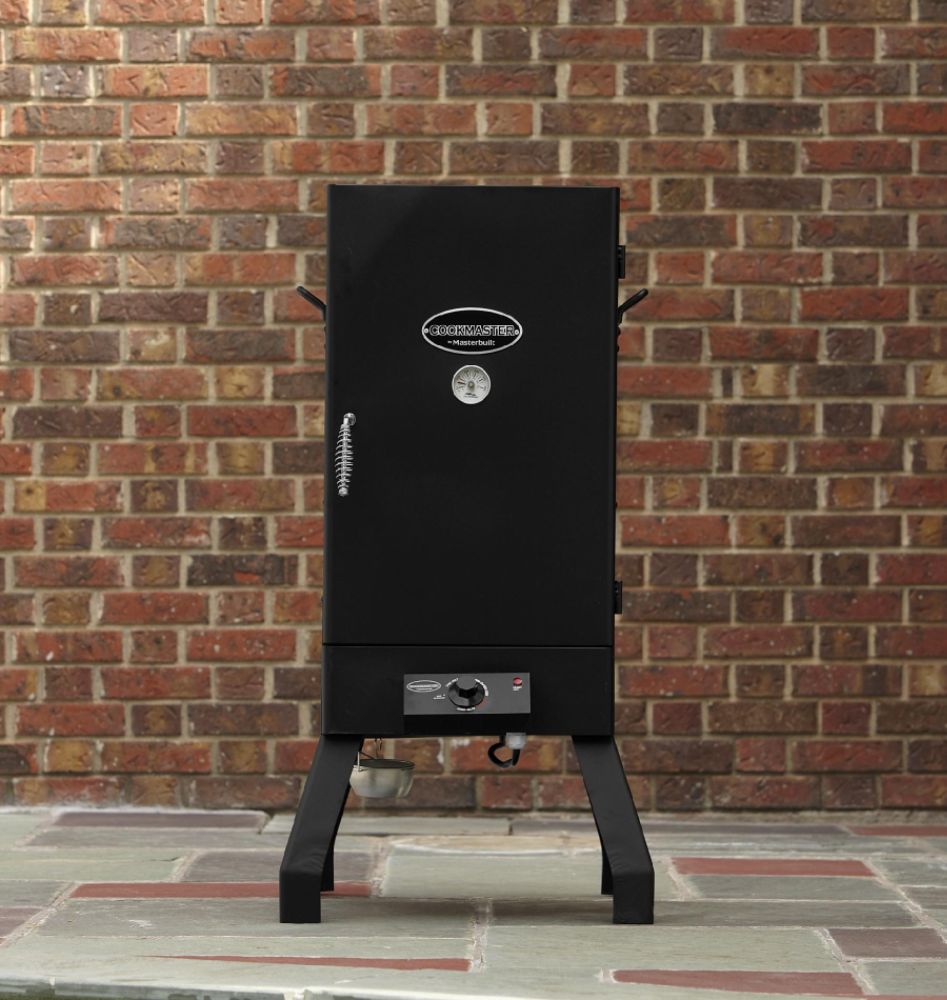 Masterbuilt Cookmaster Electric Smoker Black
