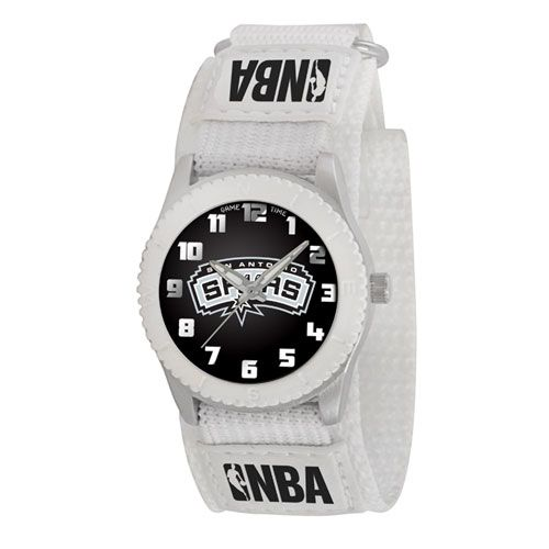 NBA SAN ANTONIO ROOKIE WHITE Sports watch