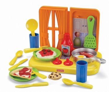 Fisher-Price  PLAY MY WAY KITCHEN
