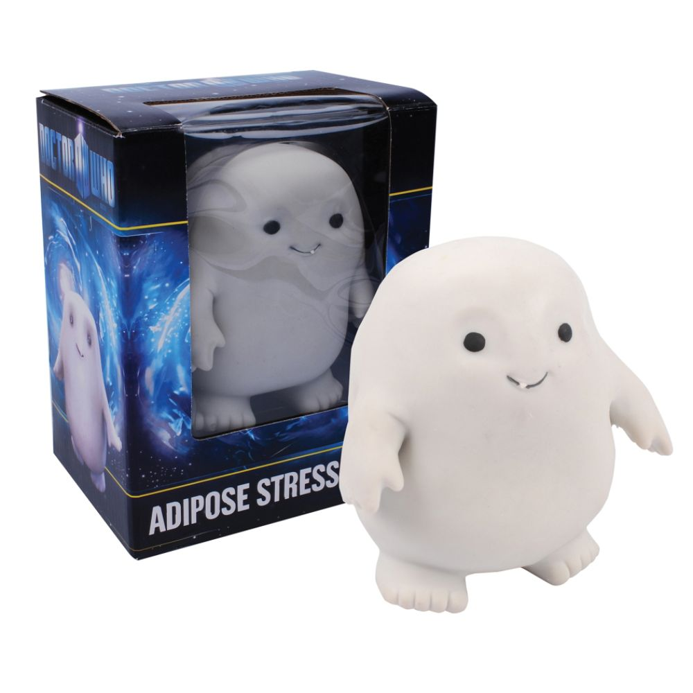 Doctor Who Adipose Stress Toy Multi-color
