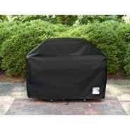 "Kenmore Black Grill Cover - Fits 65"" x 26"" x 46"" at Kenmore.com"