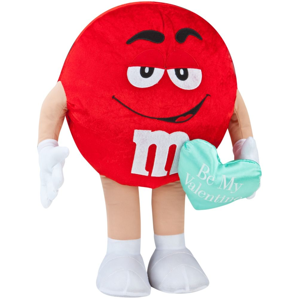 M&M's 21in Red