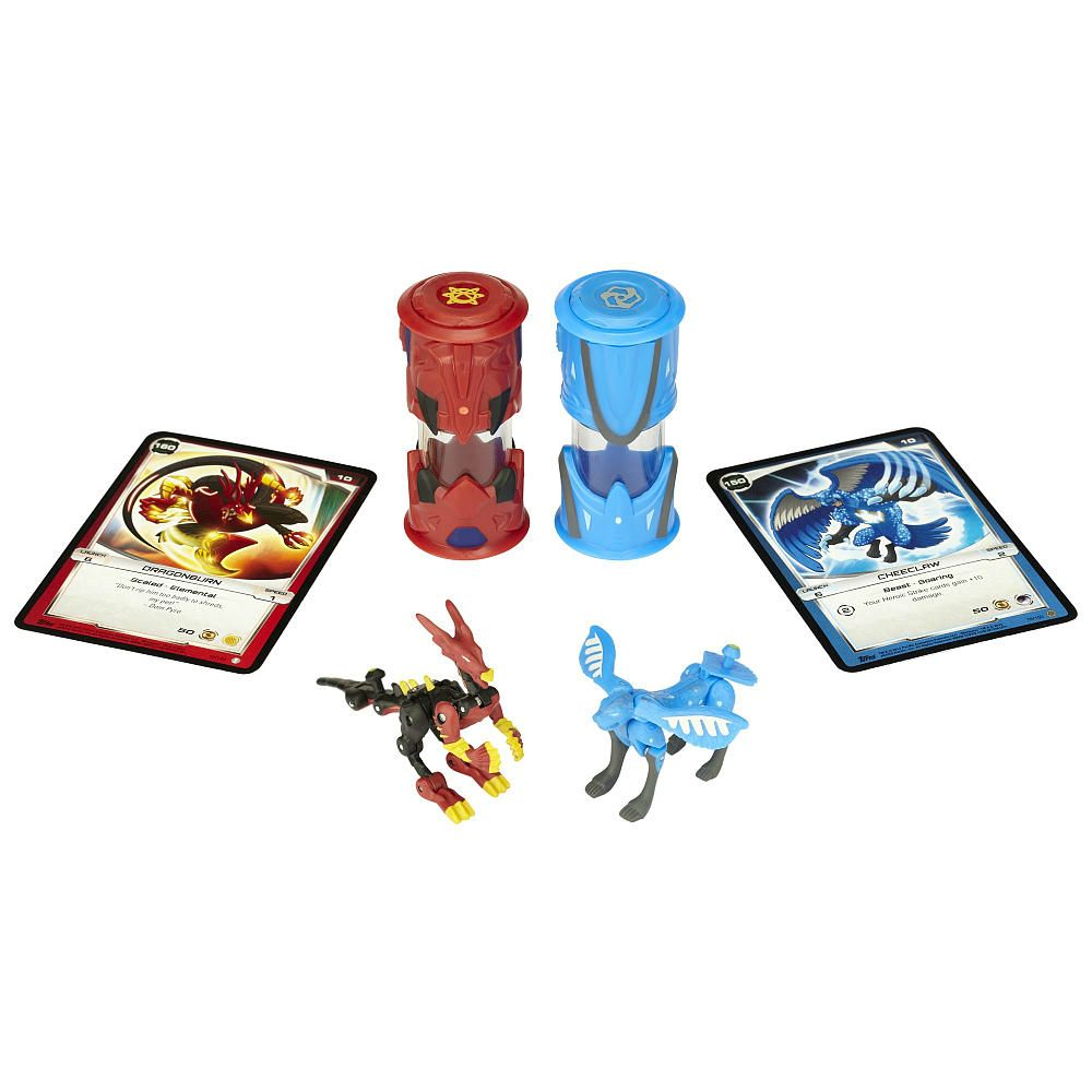 Jakks Pacific Monsuno Wave 4 Battle 2-Pack