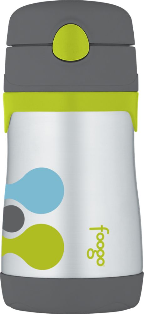 Thermos Infant Bottle Leak-Proof Straw