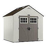 Resin · Steel Sheds