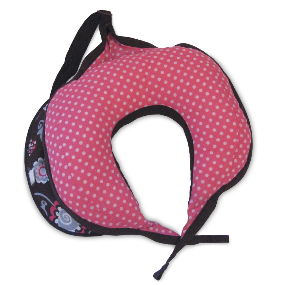 Boppy Travel Pillow Olivia Dot