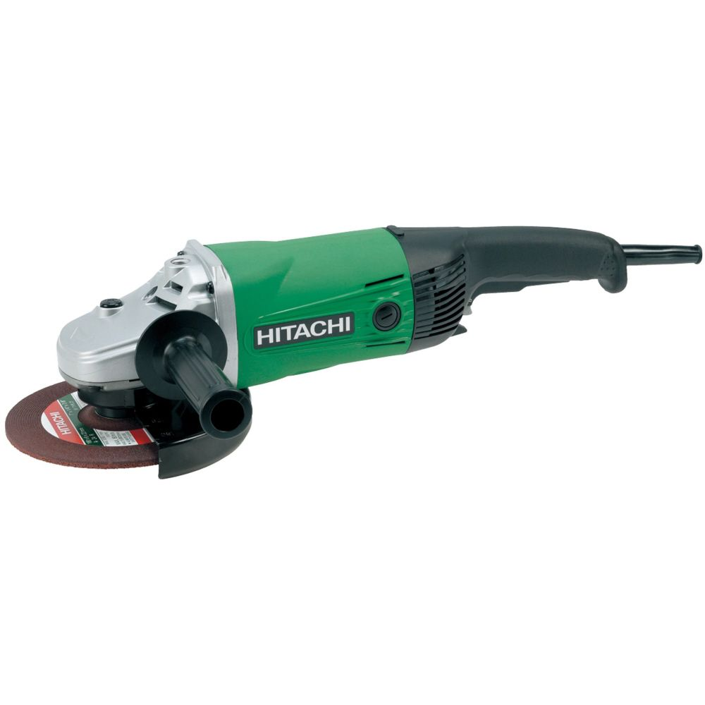 7 In. 15 Amp Large Angle Grinder