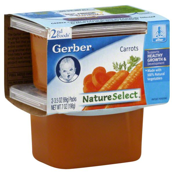 Vintage Beech Nut Baby Food Jar