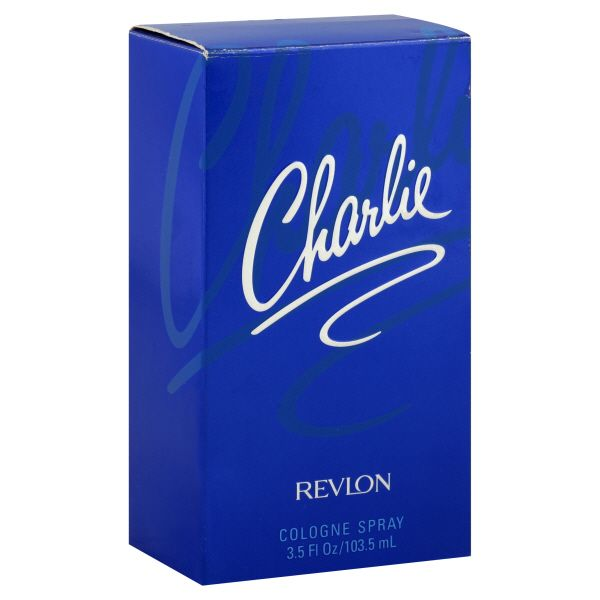 Charlie Blue Charlie Cologne Spray, 3.5 fl oz (103.5 ml)