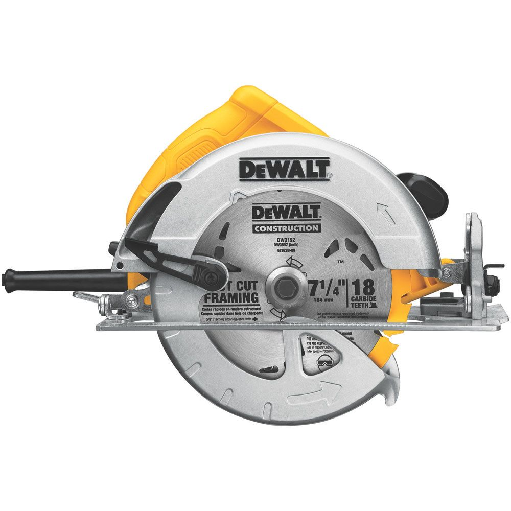 7-1/4 in. Lightweight Circular Saw