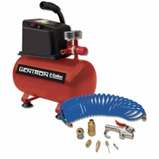 Gentron  2 Gallon Air Compressor