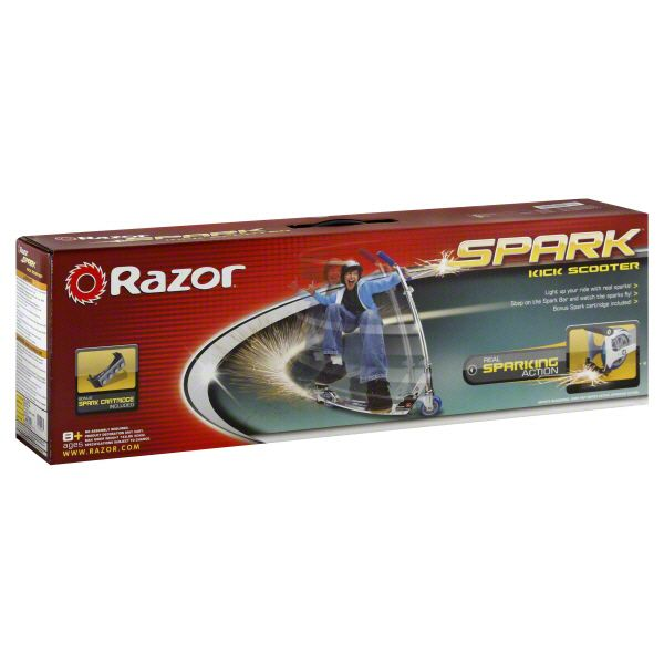 Razor Scooter, Spark Kick, 1 scooter