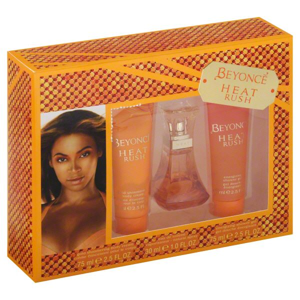 Beyonce Heat Heat Rush Fragrance Set, 1 set