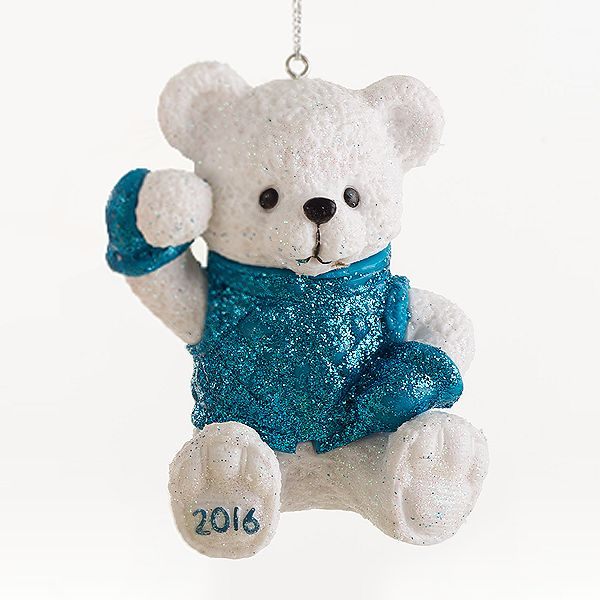 St. Jude Blue Bear