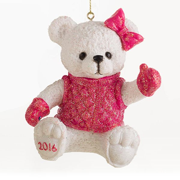 St. Jude Pink Bear