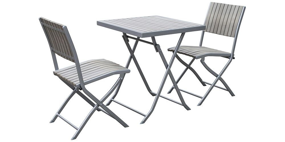 CorLiving Gallant 3-pc. Outdoor Bistro Set