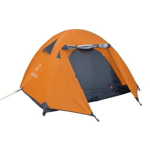 Three-season tent